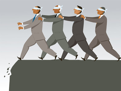De toenemende bureaucratisering van het maatschappelijk middenveld: een collectieve psychose?