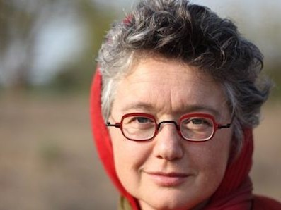 Evelijne Bruning: bevlogen DDB-columnist