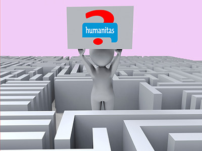 Vrijwilligers van Humanitas krijgen steeds vaker te maken met ingewikkelde problemen waar professionele hulpverlening voor nodig is.