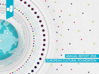 Jaarverslag European Cultural Foundation
