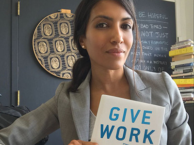 Leilah Janah: 'Bedrijven kunnen mensen uit de armoede trekken'