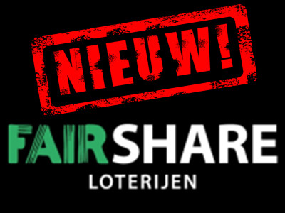 Nederland krijgt een nieuwe goede doelenloterij: Fairshare