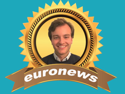 Boudewijn Wijnands maakt kans op de titel 'European Innovator of The Year'.