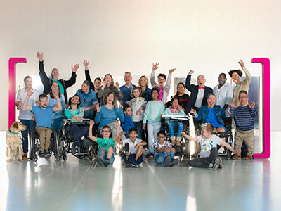 Fonds Verstandelijk gehandicapten en Revalidatiefonds samen als HandicapNL