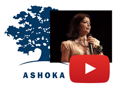 Videoverslag: inwijding Ashoka Fellows