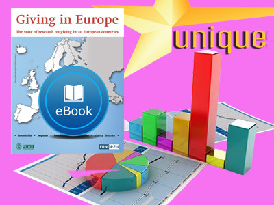 Order now: unique scientific report 'Giving in Europe'