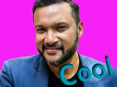 Auteur 'Good is the new cool' Aziz komt naar Nederland
