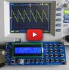 Excellent all-round digital function generator DIY kit
