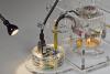 "Review: Elektor's ""candle2light"" Peltier lamp kit"