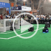 RoboCup 2015 Mid Size League Finals: Tech United (the Netherlands) vs. Water (China)