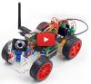 Smart Video Car Kit für Raspberry Pi