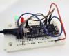 Das ESP32 Pico Kit wird von der Cloud aus gesteuert.