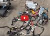 Tesla Modèle 3 : strip-tease au garage