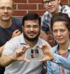 Tekst en foto's afdrukken met fotovoltaïsche inkt