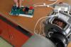 Testen van motor drivers bij Elektor Labs