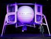 Amazon boss Jeff Bezos presents lunar lander