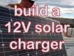 Construisez-vous un micro chargeur solaire de batteries