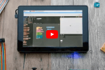 RasPad: The Raspberry Pi Goes Tablet!