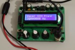 Review: Pulsar Labs Open Source Function Generator DIY Kit