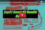 Ausprobiert: ESP32 Smart Kit Bundle mit Arduino und MicroPython