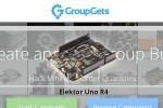 Elektor Uno R4 bei GroupGets: Melden Sie sich an!