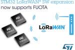 Over-The-Air-Updates mit LoRaWAN-Firmware für STM32