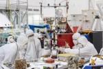 Raspberry Pi klaut Daten von der NASA