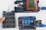 Banc d'essai : shields IdO de SunFounder pour Arduino