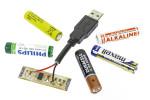 Article gratuit (cette semaine) : alim USB déguisée en pile