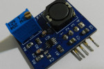 A Small and Efficient DC to DC Step Down Converter
