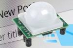 Bouw een PIR-sensor die email kan versturen