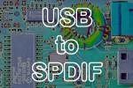 Bouw een digitale audio SPDIF-uitgang voor uw computer, laptop, tablet of smartphone