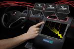 Versnel de EMI kwalificatie van aanraakgevoelige schermen voor auto's met nieuwe controllers voor aanrakingsgevoelige bediening