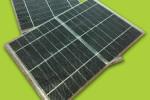 1mm dun flexibel zonnepaneel