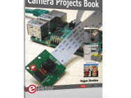 Review: Camera Projects Book  -- 39 Experiments with Raspberry Pi and Arduino