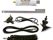 RTL-SDR (Software Defined Radio) with Dipole Antenna Kit