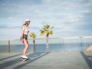 Uni-wheel skates from Segway/Ninebot