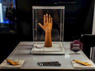 3D-printed prosthetic arm cuts cost