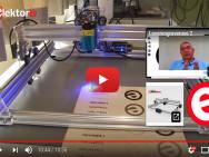 EleksLaser A3 Pro: a 21st century branding iron