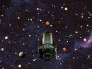 Kepler space telescope retires