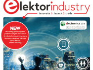 Elektor Industry Now Available: electronica 2018 Special Edition