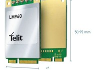 At Rutronik: Advanced LTE Data Card for High-Speed Data Transmission by Telit