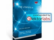 Review: the LTspice Simulator book improves your simulation skills