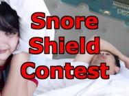 Kampf gegen das Schnarchen! Mitmachen beim Elektor Snore Shield Wettbewerb!