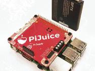 PiJuice – Unterbrechungsfreie Stromversorgung für Raspberry Pi