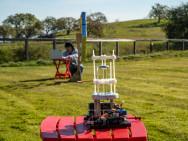 Neuartige VLF-Antenne mit kleinen Abmessungen. Bild: slac.stanford.edu