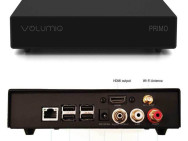 Volumio Primo – Audiophiler Musikplayer & Streamer