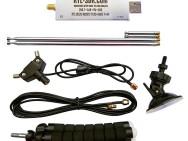 RTL-SDR (Software Defined Radio) mit Dipol-Antennen-Kit