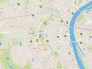 Die Karte zeigt alle Sensorboards in Köln, die Daten auf openSenseMap hochladen.