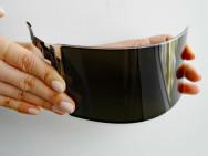 Unzerbrechliches OLED-Display. Bild: Samsung.